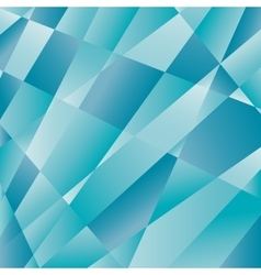 Mosaic abstract blue background vector