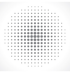 Halftone effect vector