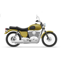Motorcycle 03 vector