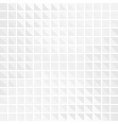 Simple triangular pattern vector image vector image