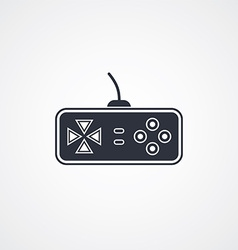 Game console joystick vector