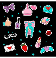 Stickers3 vector