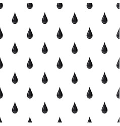 Drop oil pattern vector