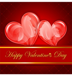 Valentines Day Concept vector image vector image