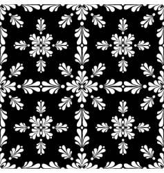 seamless wallpaper tile design abstract vector image