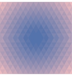 Pattern Background of Triangles in trendy Colors vector image vector image