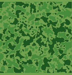 Seamless camouflage pattern with mosaic of vector