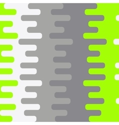 Seamless rounded rectangles pattern vector image