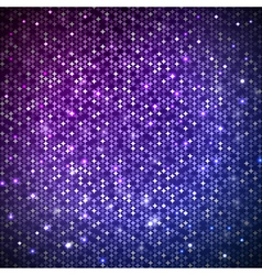Disco abstract neon background vector