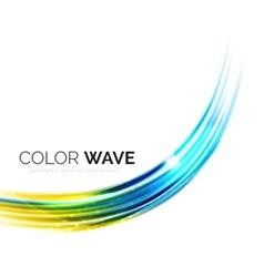 Elegant light smooth wave vector