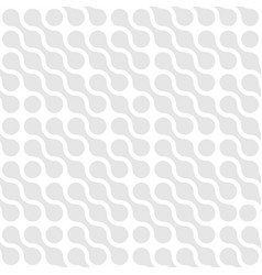 Abstract background of grey connected dots in vector