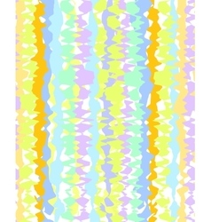 Abstract pattern of colorful vertical stripes vector