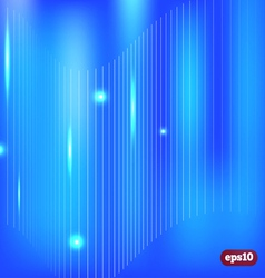 Abstract background with a glow vector image