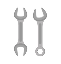 hammer construction tool device icon vector image vector image