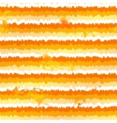 Orange paint splash seamless pattern vector