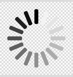 Download sign on transparent background load vector