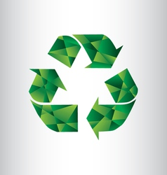 Abstract recycle sign vector