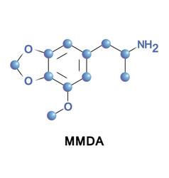 Mmda is a psychedelic and entactogen drug vector