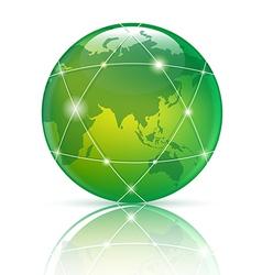 global 002 vector image