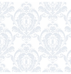 Damask classic ornament pattern vector
