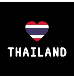 I love thailand15 vector