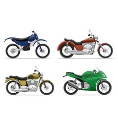 Motorcycle 05 vector
