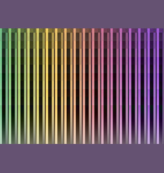 dark rainbow pixel bar abstract background vector image vector image