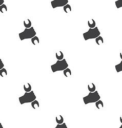 repair seamless pattern vector image vector image