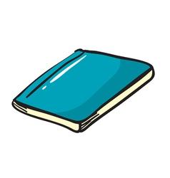 a book vector image