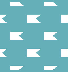 new flag pattern seamless blue vector image vector image