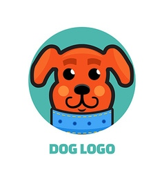 Dog walker logo dog logo logo veterinarian clinic vector