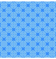 Ornament blue vector