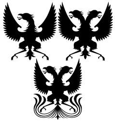 griffins design vector image