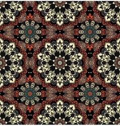 Bright mandala pattern vector