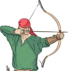 Archer a vector