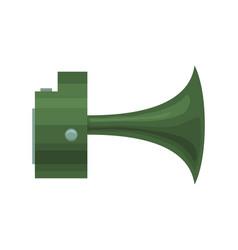 cartoon decoy duck icon vector image