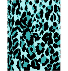 leopard pattern background vector image
