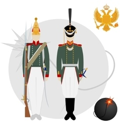Grenadier vector