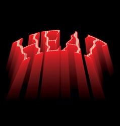 Heat vector