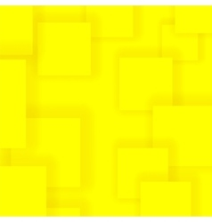 Yellow squares vector