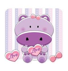 Hippo love vector
