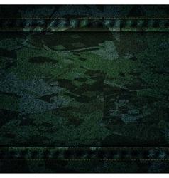 blue jeans texture  EPS vector image