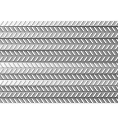 Abstract grey tech background vector image