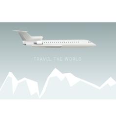 Travel the world vector