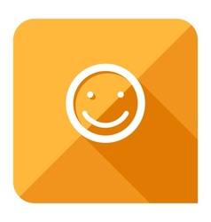 Customer satisfaction icon vector