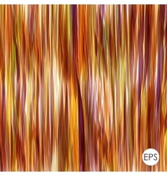 Abstract rainbow curved stripes color line vector image vector image
