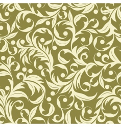 beige plants vector image vector image