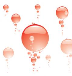 bubble vector image vector image