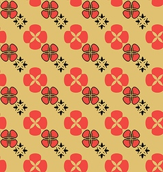 Chinese pattern3 vector image