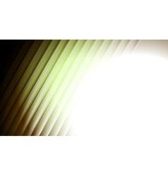 Shiny stripes abstract background vector image vector image